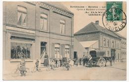 CPA - LESTREM (Pas-de-Calais) - Ecrémeuses - Barattes - Lessiveuses - Cycles Et Machines à Coudre - A. Dangre - Andere Gemeenten