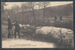 CPA 02 - Frontière Franco-Belge, Une Attaque De Fraudeurs - L'arrestation - Non Classés
