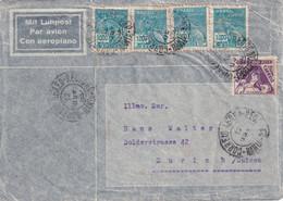 BRESIL PLI AERIEN DE BAHIA - Covers & Documents