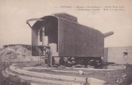 Ostende Batterie Hindenburg - Guerra 1914-18