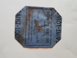 SUCRE    EMBALLAGE   RAFFINERIES  SAINT  LOUIS   1  KG - Collections