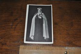Image Pieuse Procès Au Vatican La Vie De Sainte Thérèse De Lisieux Au Ciné-Kursaal De Fleurus 1953 Profit Patro Féminin - Santini