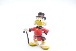 Vintage FIGURE : BULLY Donald Duck Tales Dagobert - RaRe  - Figuur - Unclassified