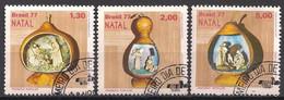 Brasilien  (1977)  Mi.Nr.  1626 - 1628  Gest. / Used (6pa01) - Used Stamps