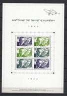 France: Nouveauté 2021 -  BF Antoine De St-Exupéry  ** - Ongebruikt