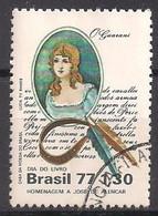 Brasilien  (1977)  Mi.Nr.  1624  Gest. / Used (6pa12) - Used Stamps