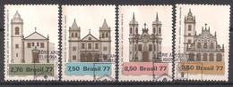 Brasilien  (1977)  Mi.Nr.  1637 - 1640  Gest. / Used (6pa11) - Used Stamps