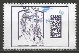 FRANCE N° 5020 OBLITERE CACHET ROND - Used Stamps