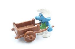 Smurfs Nr 40206#3 - *** - Stroumph - Smurf - Schleich - Peyo - Garder - Smurfs