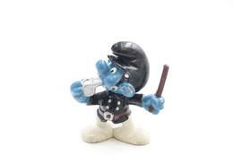 Smurfs Nr 20123#1 - *** - Stroumph - Smurf - Schleich - Peyo - Police - Smurfs