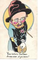Illustrator - W. Tip  - Humor, Humour, Umorismo, - Other Illustrators