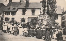 GIAT - Procession De La Fête-Dieu - Sonstige Gemeinden