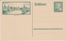 DR Weimar Ganzsache P 205/03 Bildpostkarte Frankfurt Am Main Ungebr - Ganzsachen