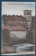 FONTENOY LE CHATEAU - L' Eglise - Sonstige Gemeinden