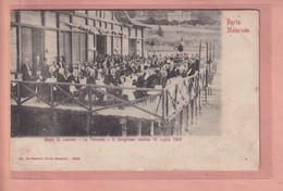 OLD POSTCARD - ITALY - PORTO MAURIZIO - CONGRESSO MEDICO 1900 - Genova