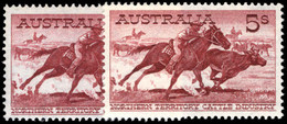 Australia 1959-64 5s Both Issues Unmounted Mint. - Neufs