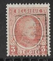 Genappe 1924  Nr. 3312B - Roller Precancels 1920-29