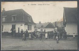 CPA 62 - Anvin, Avenue De La Gare - Andere Gemeenten