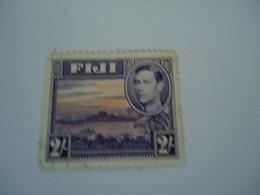 FIJI USED STAMPS  LANDSCAPES - Fidji (1970-...)