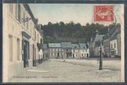 CPA 62 - Pas-en-Artois, Grand'Place - Andere Gemeenten