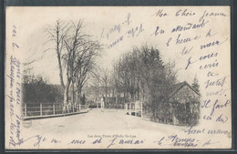 CPA 62 - Huby St-Leu, Les Deux Ponts - Andere Gemeenten