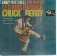 """45 Tours EP -  CHUCK BERRY    - BARCLAY 70739  """" YOU NEVER CAN TELL """" + 3  ( Pochette VIDE - SEULE ) - Other - English Music"""