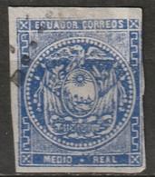 Ecuador 1865 Sc 2  Used - Equateur