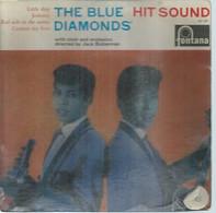 "45 Tours EP -  THE BLUE DIAMONDS  - FONTANA 463244 -   "" LITTLE SHIP "" + 3 ( HOLLANDE )  ( Pochette VIDE - SEULE ) - Other - English Music"