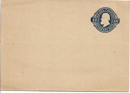 Brazil Mint Stationary Cover - Postal Stationery
