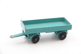 Matchbox Lesney 2D1 MERCEDES TRAILER - Regular Wheels, Issued 1968 - Matchbox (Lesney)