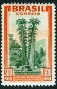 BRAZIL # 447   -   TOURISM PROPAGANDA - BOTANICAL GARDEN OF RIO DE JANEIRO  - 1937  XF MNH - Unused Stamps