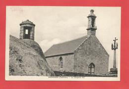 C.P.A.( 29 ) « BRIGNOGAN » La Chapelle Pol ( Rare Prise Dans Ce Sens )- Jolie Vue Générale   X2phts - Brignogan-Plage