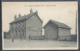 CPA 62 - Mazingarbe, Gare Des Brebis - Andere Gemeenten
