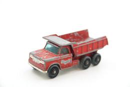 Matchbox Lesney 48C1 Dodge Dumper Truck - Regular Wheels, Issued 1966, Scale 1/64 - Matchbox (Lesney)