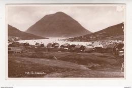 Au Plus Rapide Faroe Islands Fisketørring I Klakksvik - Islas Feroe