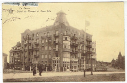 LA PANNE - Hôtel Du Kursaal Et Beau Site - De Panne