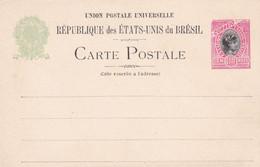 2 Scans Carte Entier Postal - Postal Stationery