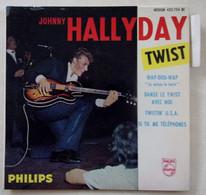Johnny Hallyday : Twist TBE - Rock