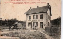 BAN DE LAVELINE-AUTOBUS-POSTE - Sonstige Gemeinden