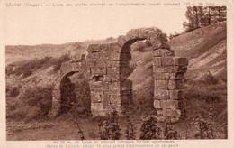 GRAND ( 88 ) - L'une Des Portes D'entrée De L'Amphithéâtre - Sonstige Gemeinden