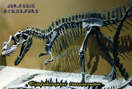 Carte Postale, Animaux Prehistoriques, Jurassic Dinosaurs, Ostafrikanus Crassiserratus - Andere