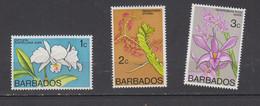 BARBADE * 1975    YT N° 388 A 388 B 388 C - Barbados (1966-...)