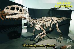 Carte Postale, Animaux Prehistoriques, Jurassic Dinosaurs, Piatnitzkysaurus Floresi - Andere