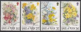 ISLE OF MAN  Michel  344/47  Very Fine Used - Isola Di Man