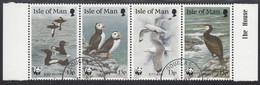 ISLE OF MAN  Michel  408/11  Very Fine Used - Isola Di Man
