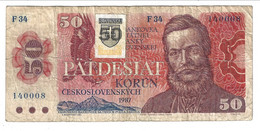 1987 (1993) 50 Korun Pick 16 Q. Fine - - Slovacchia