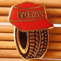Joli Pin's Total Casquette, émail Grand Feu, TBQ, Pins Pin. - Autres