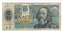 1988 (1993) 20 Korun Pick 15 Q. Fine- - Slovacchia