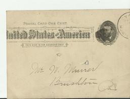 USA  GS  1897 WILKINSBURG - ...-1900