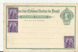 BRASIL GS - Postal Stationery